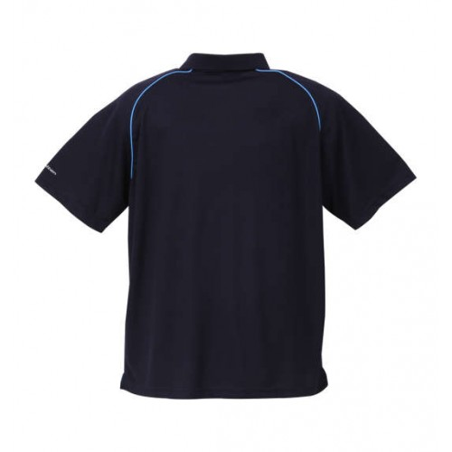 Dry Mesh Polo Shirt - Navy