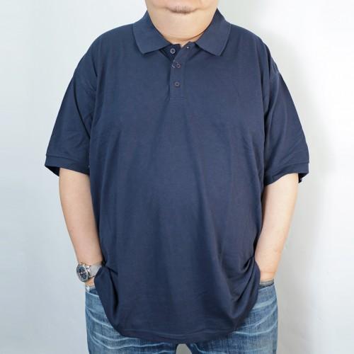 Kanoko Deodorant Tape Polo Shirt - Navy
