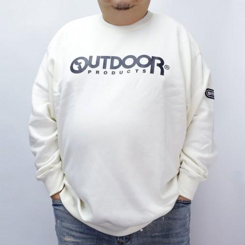 Classic Logo Crew Trainer - Off White