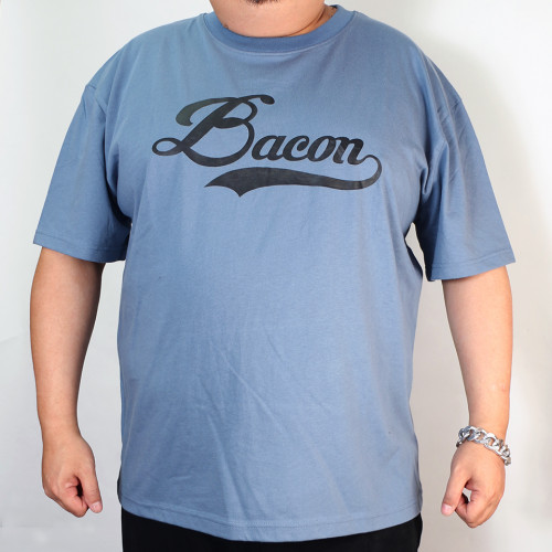 Classic Bacon Tee - Blue