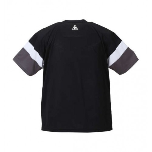 Sunscreen Short Sleeved Tee - Black