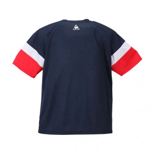 Sunscreen Short Sleeved Tee - Navy