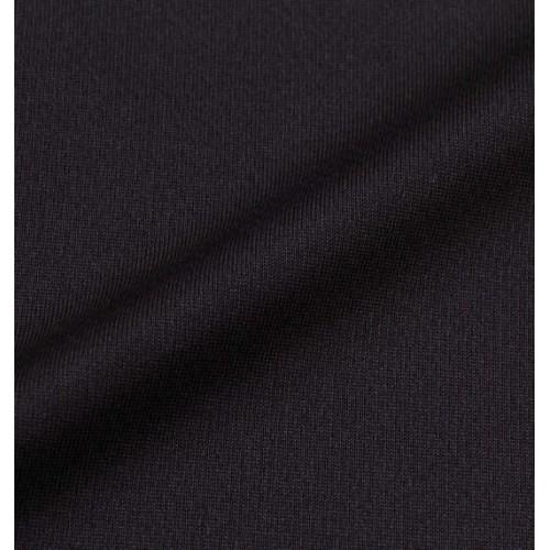 L.I.J Baseball Shirt - Black