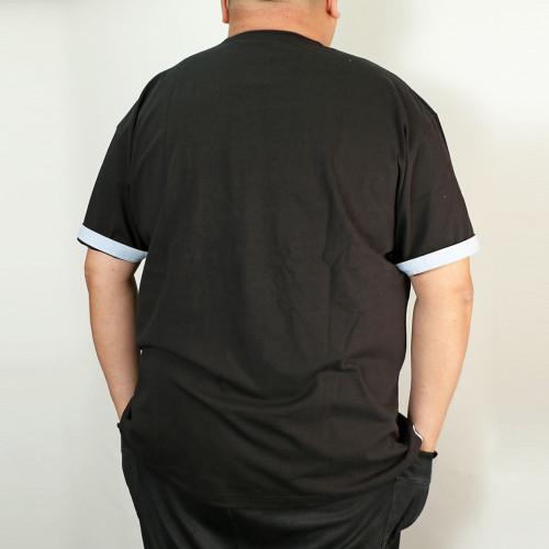 Suit Tee - Black