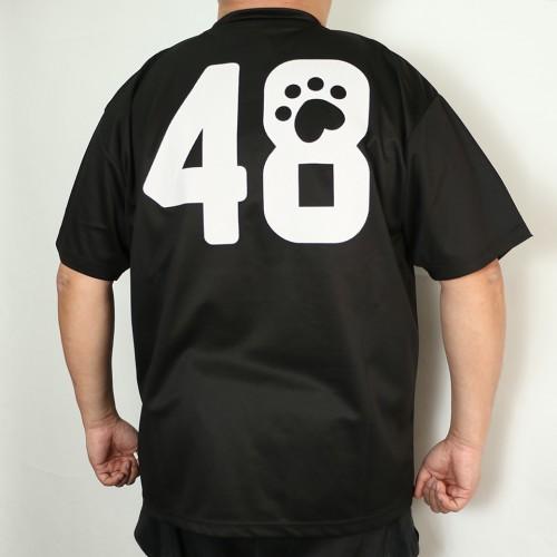 Nagomi Shibako 48 Tee - Black