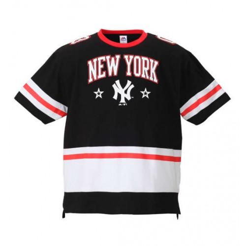 New York Football Tee - Black
