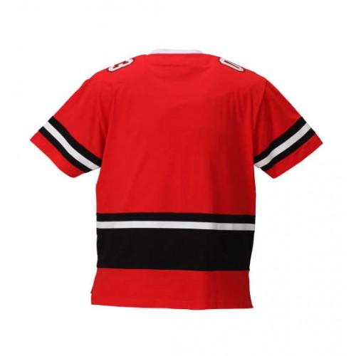 New York Football Tee - Red