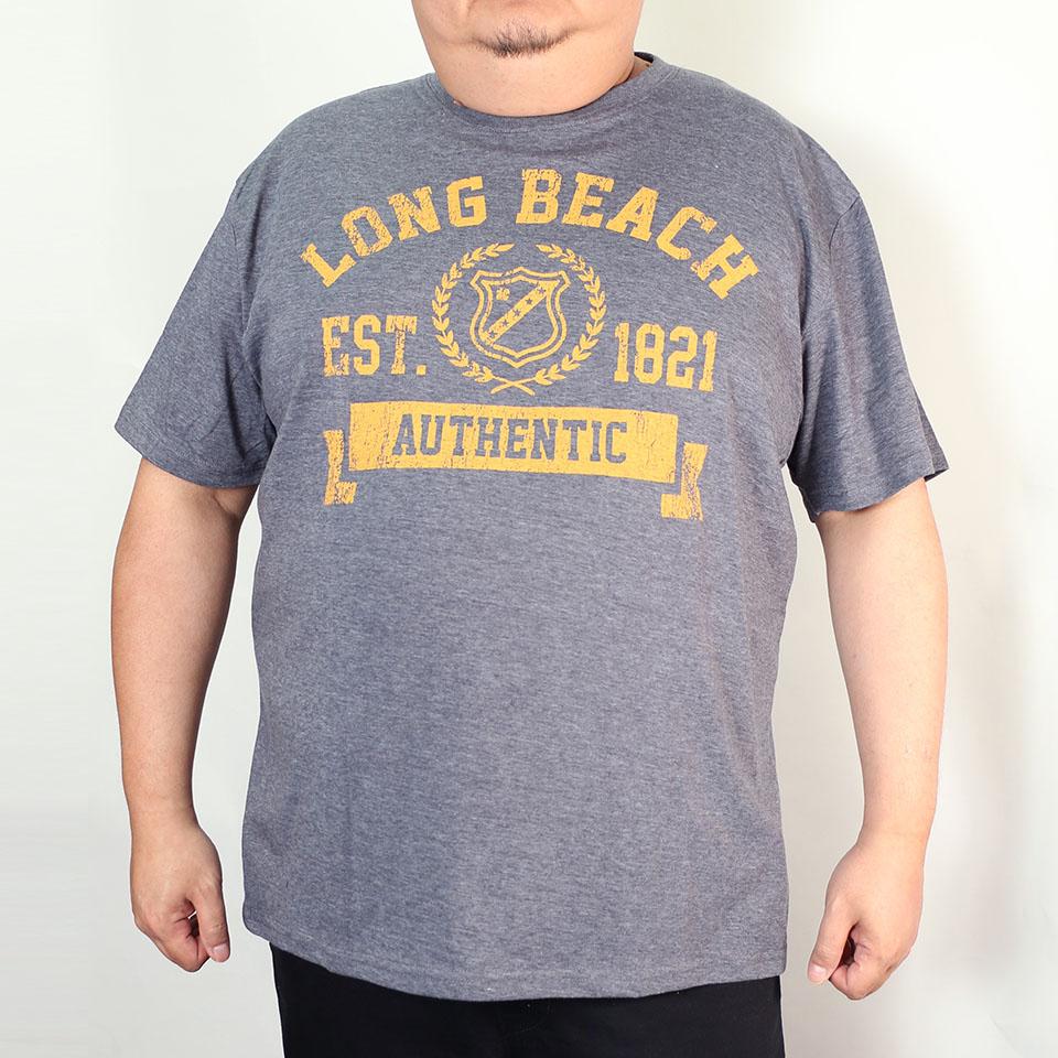 Long Beach Tee - Navy
