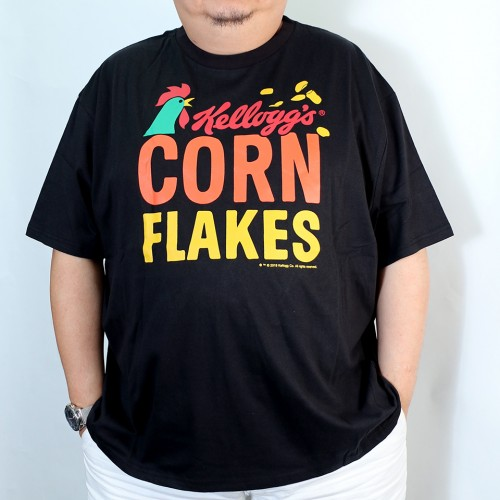 Kellogg's Corn Flakes - Black