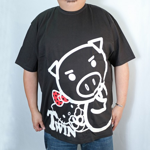 Bouden x Hello Kitty Collaboration Tee - Black