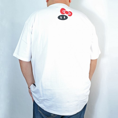 Bouden x Hello Kitty Collaboration Tee - White