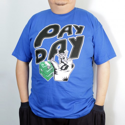 Pay Day Tee - Blue