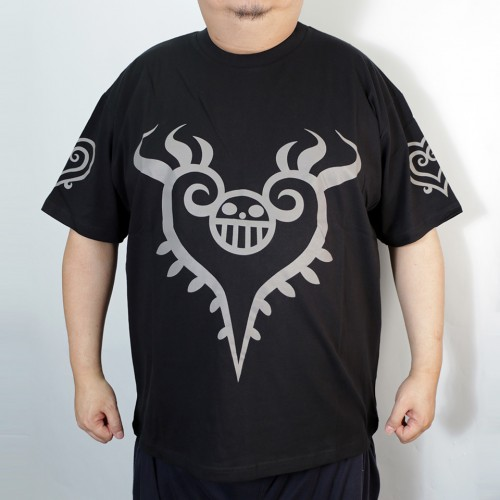 The Heart Pirates Tee - Black