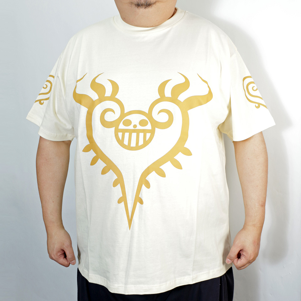 The Heart Pirates Tee - Ivory