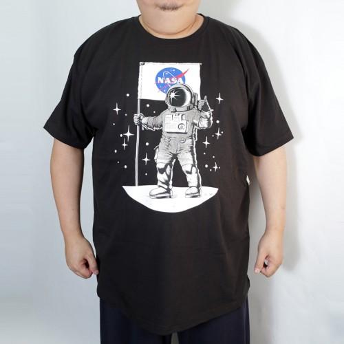 Nasa Astronaut Tee - Black