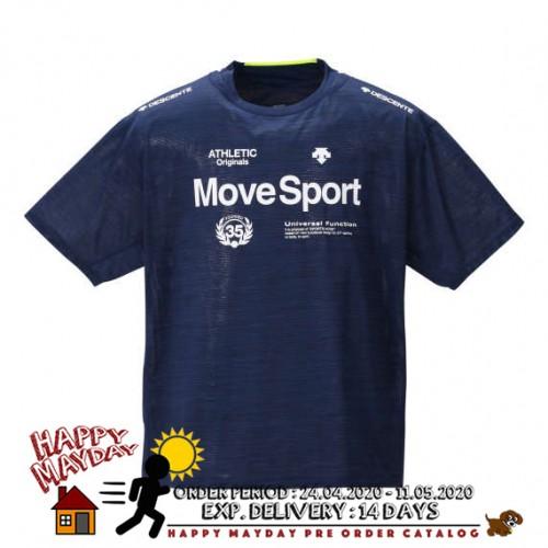 Breeze Plus Sport Tee - Navy