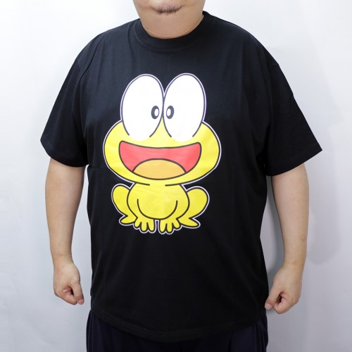 The Gutsy Frog Tee - Black