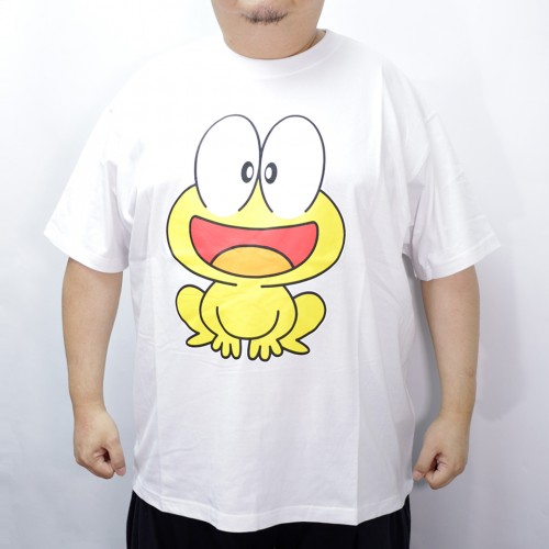 The Gutsy Frog Tee - White