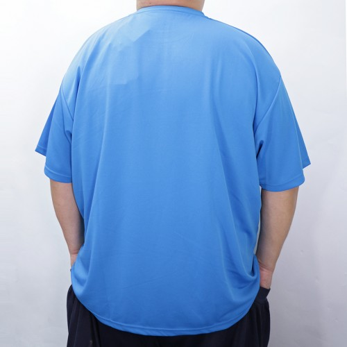 Classic Logo Tee - Blue