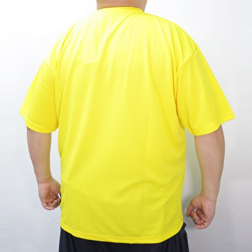 Classic Logo Tee - Yellow