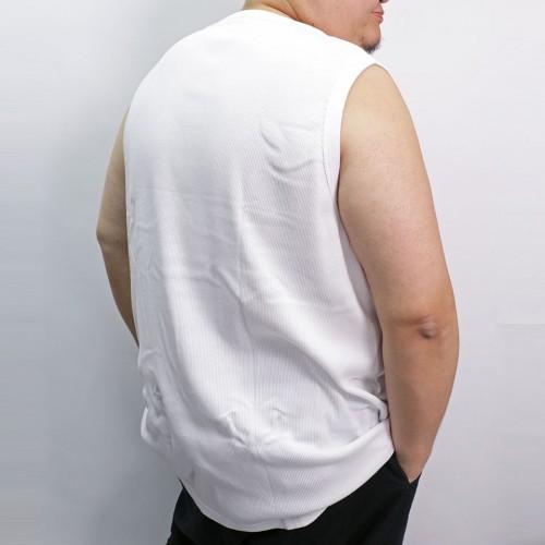 Feel Cool Tank Top - White