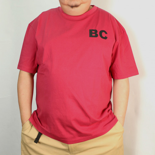 Stone BC Tee - Red