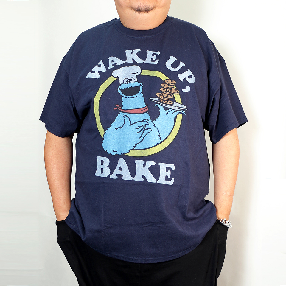 Cookies Monster Bake Tee - Navy